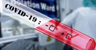 На територията на област Благоевград новорегистрирани случаи с COVID-19 – към 27.09.2020 г. – общо 3